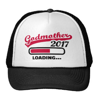 Godmother 2017 trucker hat