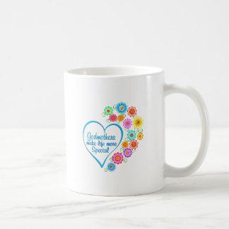 Godmother Special Heart Coffee Mug
