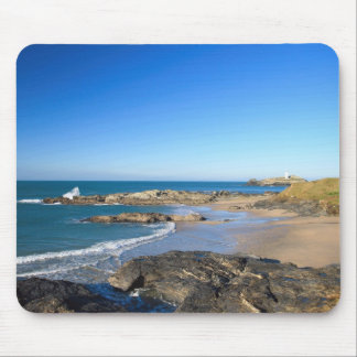 Godrevy Beach Mouse Pad