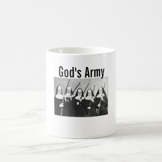 God's Army Coffee Mug