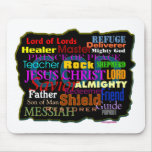 God's Attributes Mouse Pads