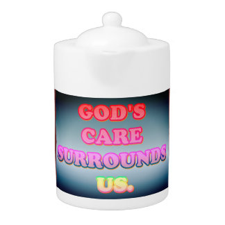 God's Care Surrounds Us.