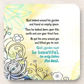 God's Garden Coaster