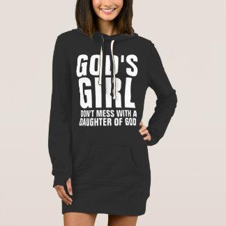 GOD'S GIRL, DON'T MESS, Ladies Christian Dress