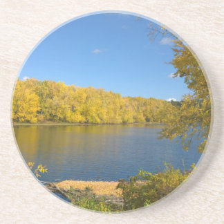 God's Golden Touch Beverage Coasters
