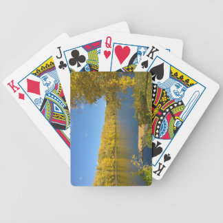 God's Golden Touch Bicycle Playing Cards
