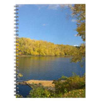 God's Golden Touch Spiral Notebook