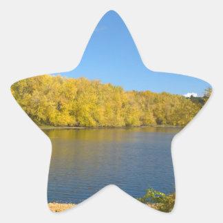 God's Golden Touch Star Sticker
