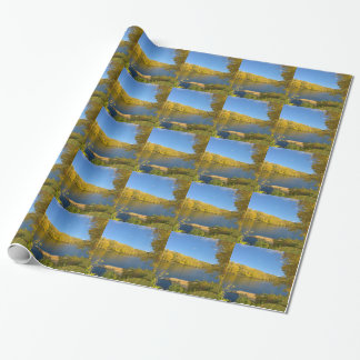 God's Golden Touch Wrapping Paper