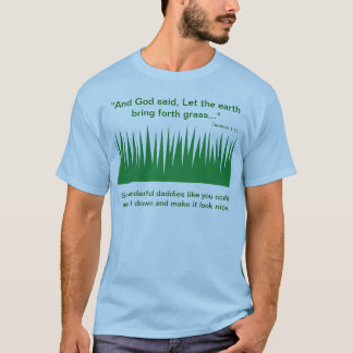 God's Grass Shirt