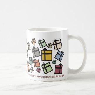 God's Greatest Gift Coffee Mug