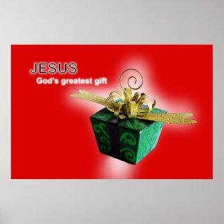 God's greatest gift poster