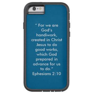 """God's Handiwork"" Iphone 6/6S Tough Cell Phone Cas Tough Xtreme iPhone 6 Case"