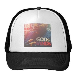 Gods Hands album wear Trucker Hat