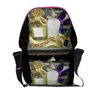 Gods Heavenly Scents Messenger Bag