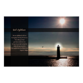 God's Lighthouse - Poster