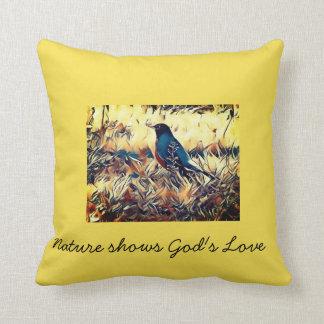 God's Love Pillow