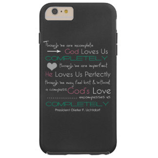 God's Love Quote Phone & Tablet Case