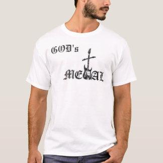 God's metal T-Shirt