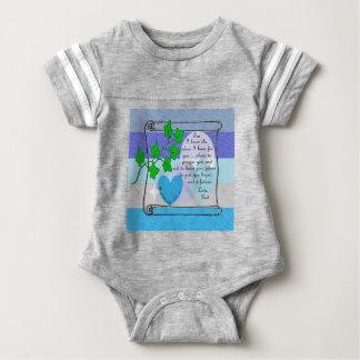 GOD'S PLAN BABY BODYSUIT