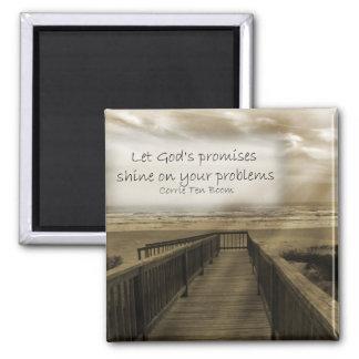 God's Promise Magnet