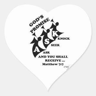 God's Promise Sticker