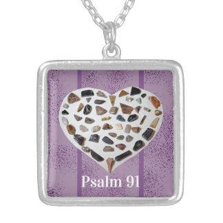 God's Protection Psalm 91 Necklace