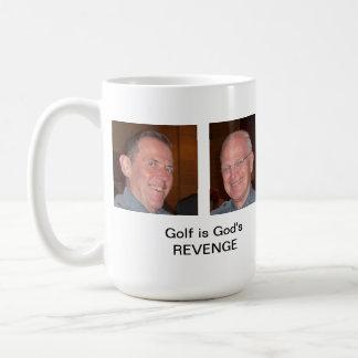 God's Revenge Coffee Mug
