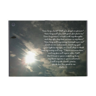 God's Unfailing Love Psalm 13- iPad Mini Case