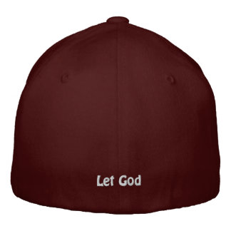 God's Will - Twinty Foor 7ven Embroidered Baseball Cap