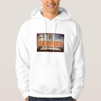 """God's Word Trumps ALL"" Hoodie"