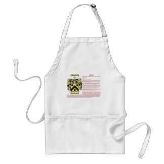 Goeble (meaning) standard apron