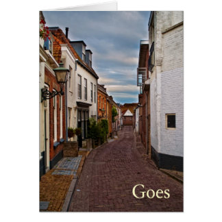 Goes Greeting Card