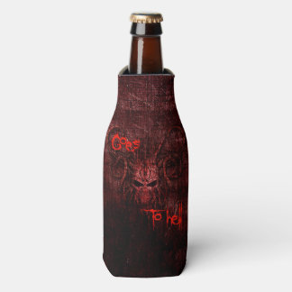 Goes to hell bottle cooler