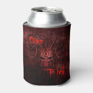 Goes to hell can cooler