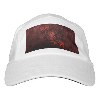 Goes to hell hat