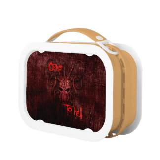Goes to hell lunch boxes