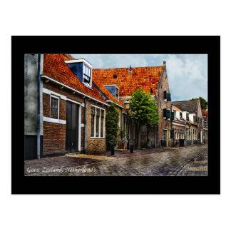 Goes, Zeeland (Netherlands) Postcard