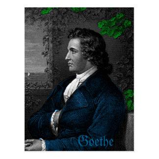 Goethe Carte Postale
