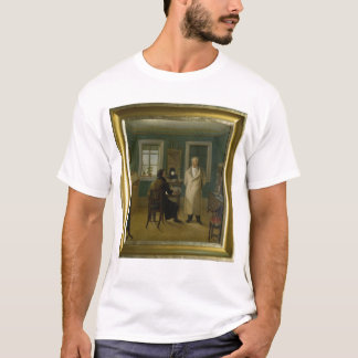 Goethe Dictating to his Clerk John, 1834 T-Shirt