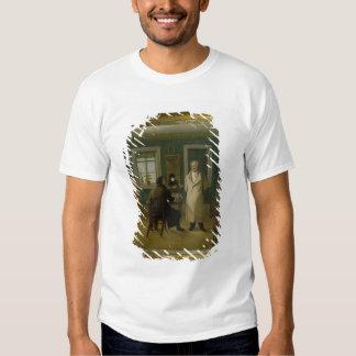 Goethe Dictating to his Clerk John, 1834 Tee Shirt