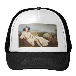 Goethe in the Roman Campagna by Tischbein 1787 Trucker Hat