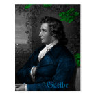 Goethe Postcard