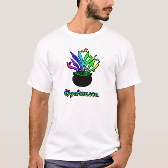 Goetix - Ayahuasca XL - simple T-Shirt