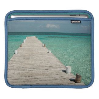Goff Caye, a popular Barrier Reef Island Sleeves For iPads