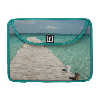 Goff Caye, a popular Barrier Reef Island Sleeves For MacBook Pro