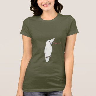 Goffin Cockatoo: Snacks?! T-Shirt