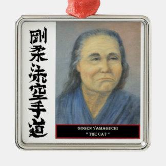 Gogen Yamaguchi Metal Ornament
