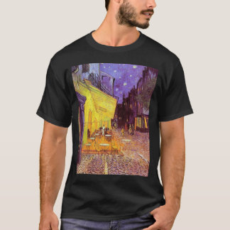 gogh4  gogh4  gogh vincent willem van caf terasse  T-Shirt