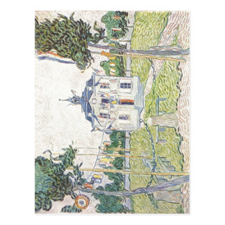 Gogh, Vincent Willem van Das Gemeindehaus in Auver Postcard